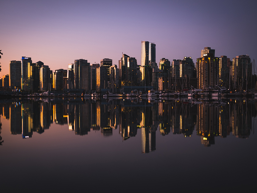 study and work in Canada business experience Vancouver