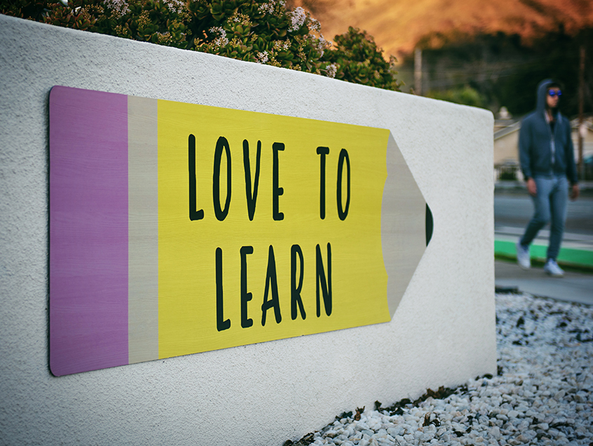 study and work in Canada business experience love to learn sign