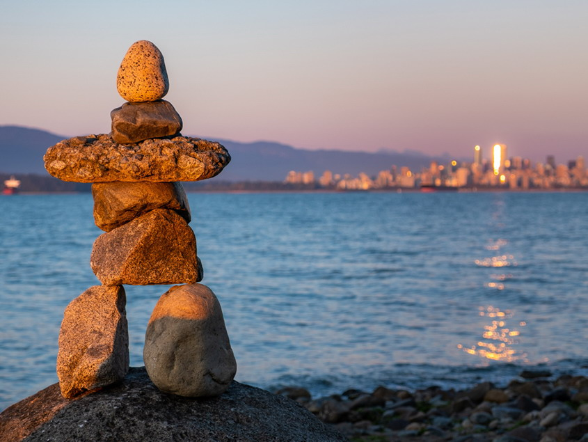 working holiday permit for canada vancouver beach