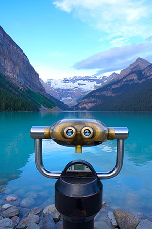 parks Canada volunteer allows you to explore Lake Louise and Banff is your spare time and connect with the community and other volunteers